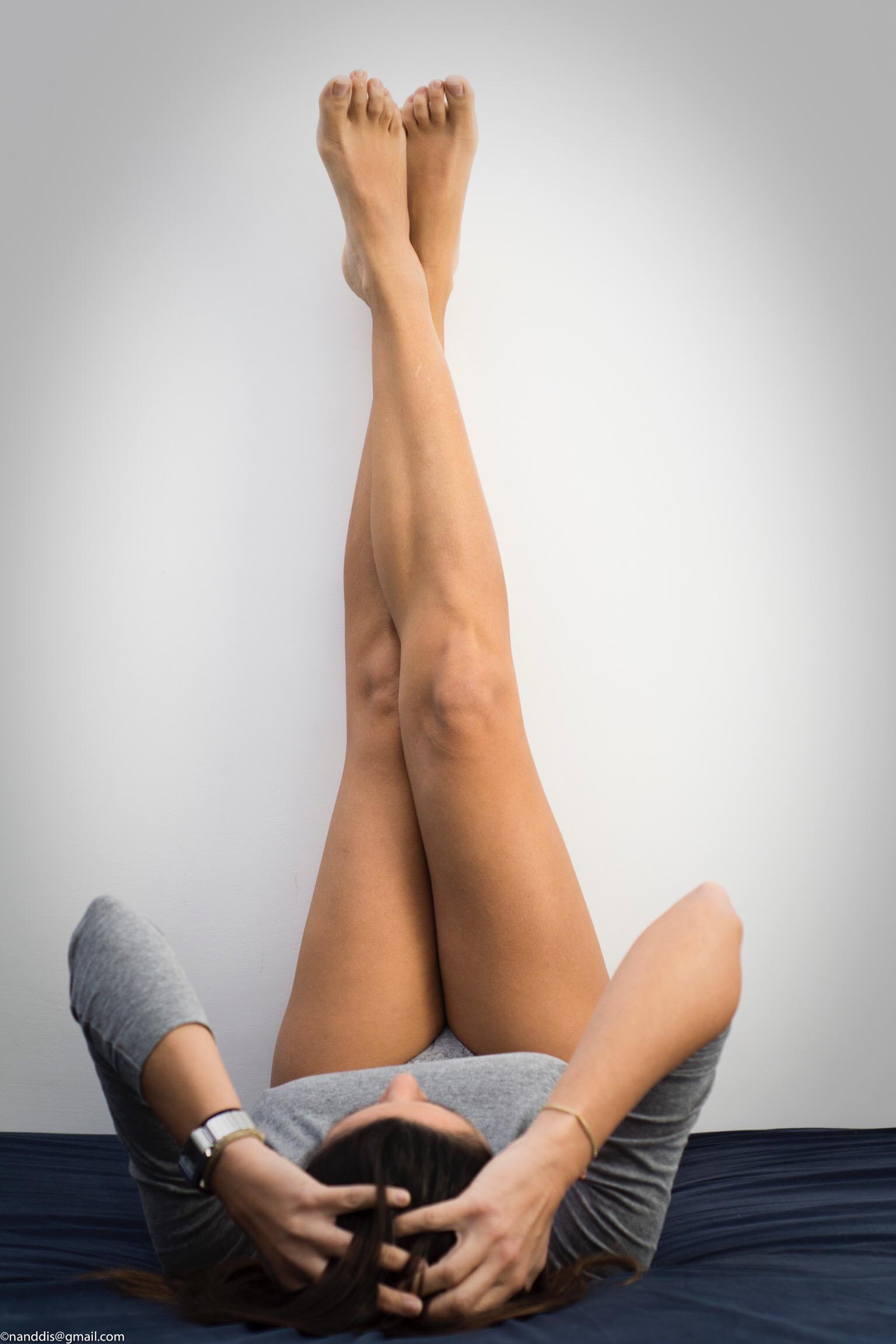 depilación láser piernas